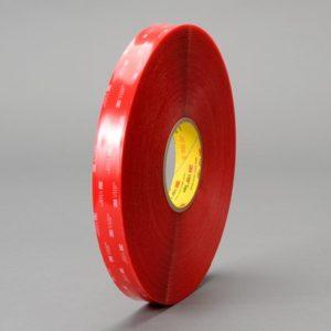 3M™ VHB 4905 — прозрачная акриловая лента Толщина 0,5 мм