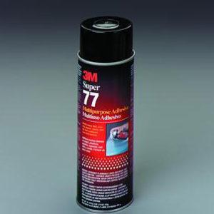 Аэрозольный клей Super 77 3М™
